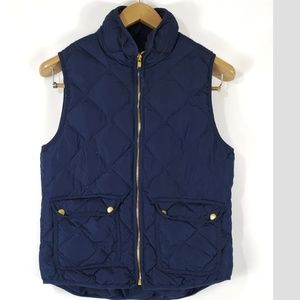 Woolrich Sleeveless Jacket Duck Down Vest S